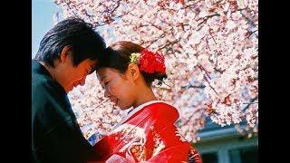 Япония. Свадебное кимоно