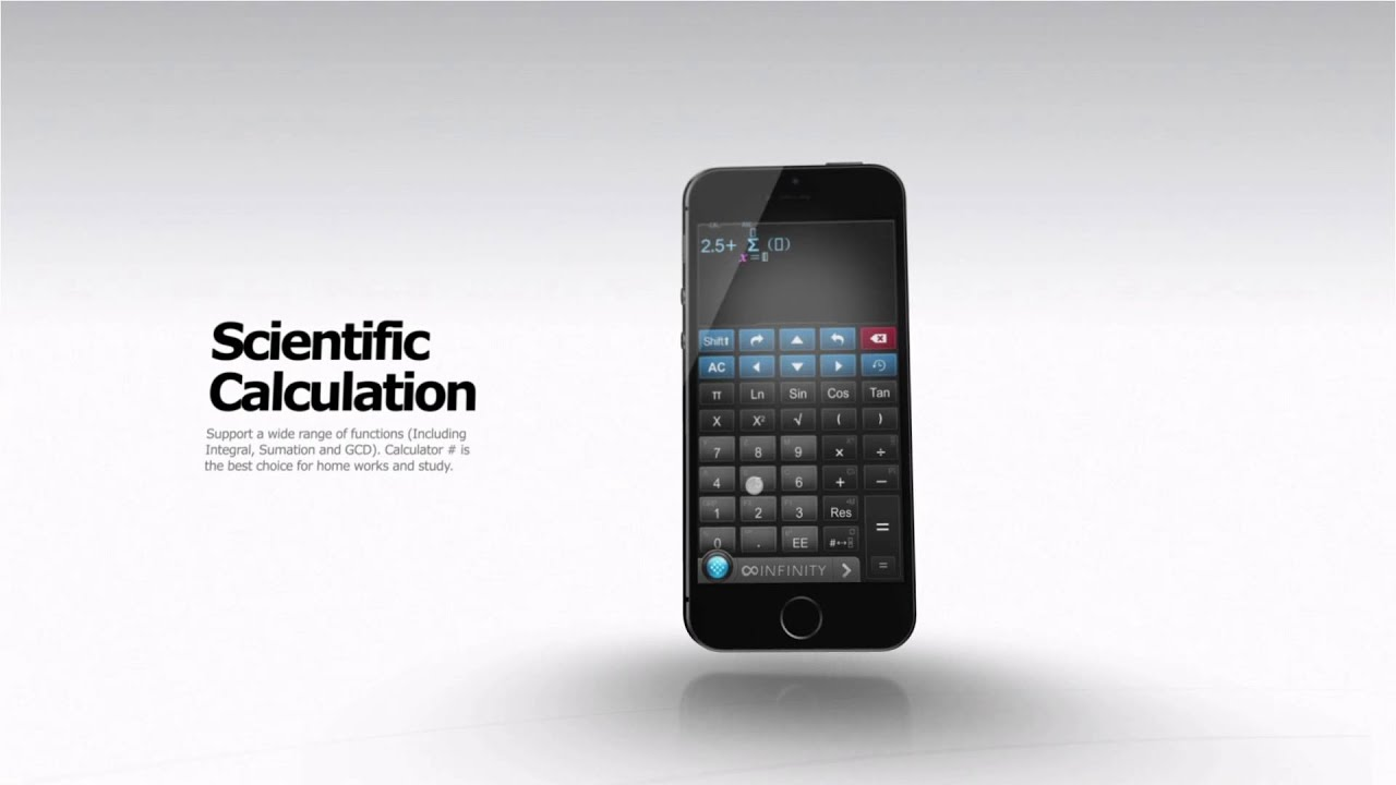 Free Scientific Calculator For Iphone