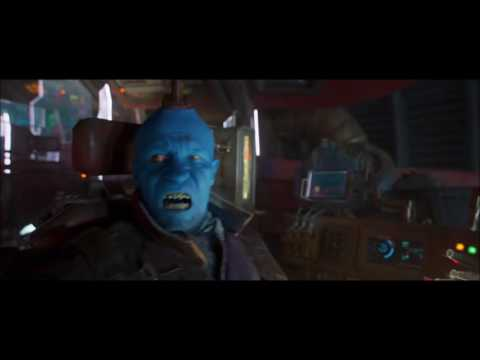 Guardians of the Galaxy Vol. 2 (Scene) - 700 Jumps (Face Distortion) HD