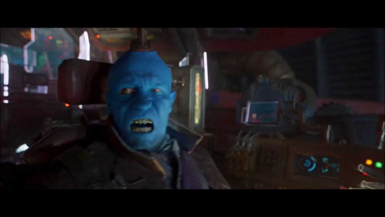 Guardians Of The Galaxy Vol 2 Scene 700 Jumps Face Distortio