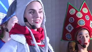 2020-01-08 г. Брест. Акция «Волшебство на Рождество» в ГУДО «Ясли-сад №7». Новости на Буг-ТВ. #бугтв