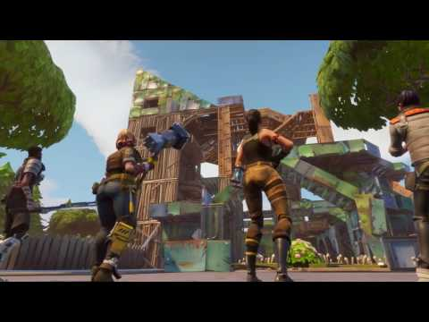 Fortnite | E3 2017 Gameplay Trailer