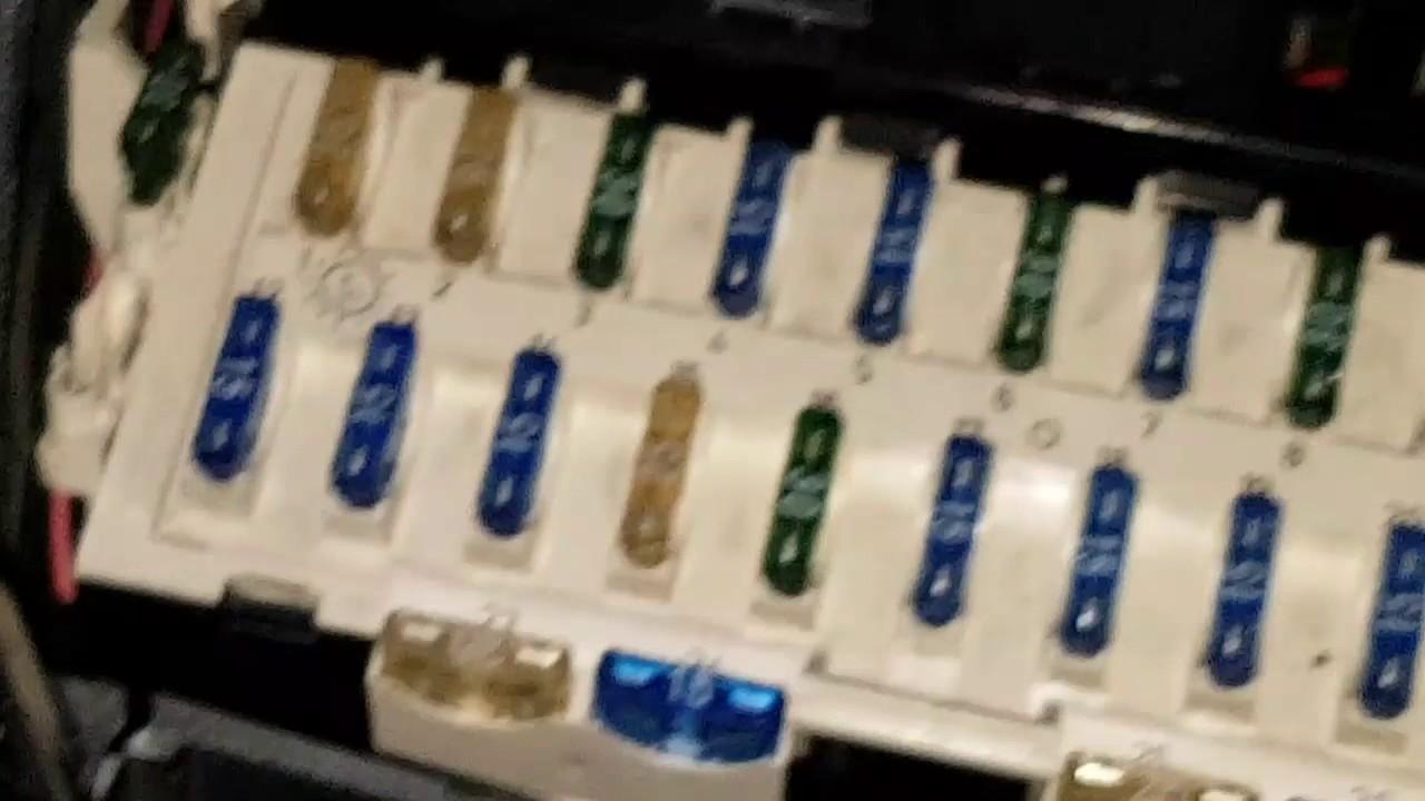 94 Volvo O D Relay Youtube 960 Fuse Box