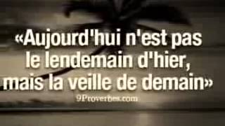 Citations et proverbes    2