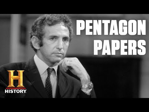 What Were the Pentagon Papers? | History