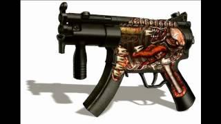"SCP-127 ""The Living Gun"""