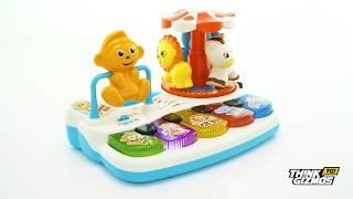 Tg701 Interactive Amusement Park - Educational Toy