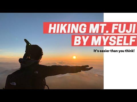 hiking-mt.-fuji-by-myself