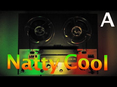 Natty Cool - Rare Roots Reggae reel-to-reel Tape - Side A