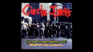 Circle Jerks Question Authority (subtitulado español)