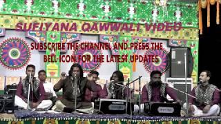 Video Aae Sanam Tu Meri Jaan Ki Jaan Hai New Qawwali || Shankar Faiz Ali || Gazi Baba Urs 2017 download MP3, 3GP, MP4, WEBM, AVI, FLV Juli 2018