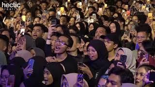 Pamungkas - Sorry (Revel Gigs 2020 Yogyakarta)