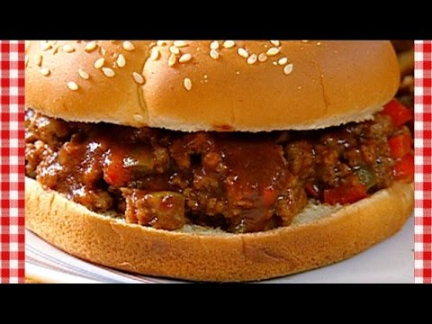 Homemade Sloppy Joe's Recipe - Noreen's Kitchen