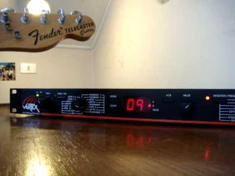 Lexicon Vortex - Fender Telecaster Custom 72
