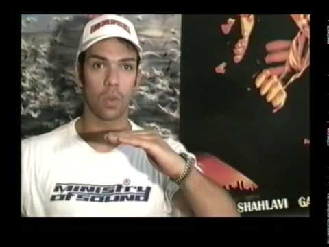 Darren Shahlavi rare interview