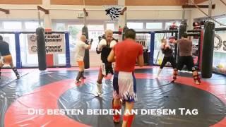 Muay thai - kickboxing - k1 - uğur vs minh-hai die besten beiden an diesem tag (full hd)