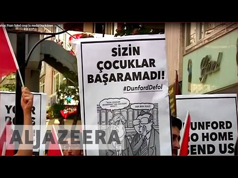 Turkey: From failed coup to media crackdown - The Listening Post (Full)