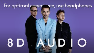 Depeche Mode -  Enjoy the Silence (2006 Remastered version)  |  8D Audio MP3