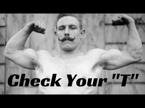 How To Check Your Testosterone Levels & 4 Tips To Boost It