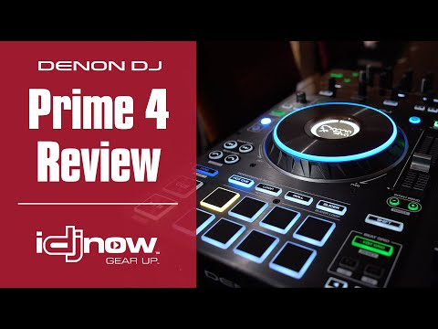 Loyal Pioneer DDJ controller fan switched to the Denon DJ Prime 4 | Review, Demo, tips & tricks