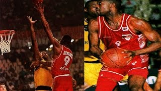 Walter Berry debut vs.Estudiantes | redbasketzone.blogspot.gr