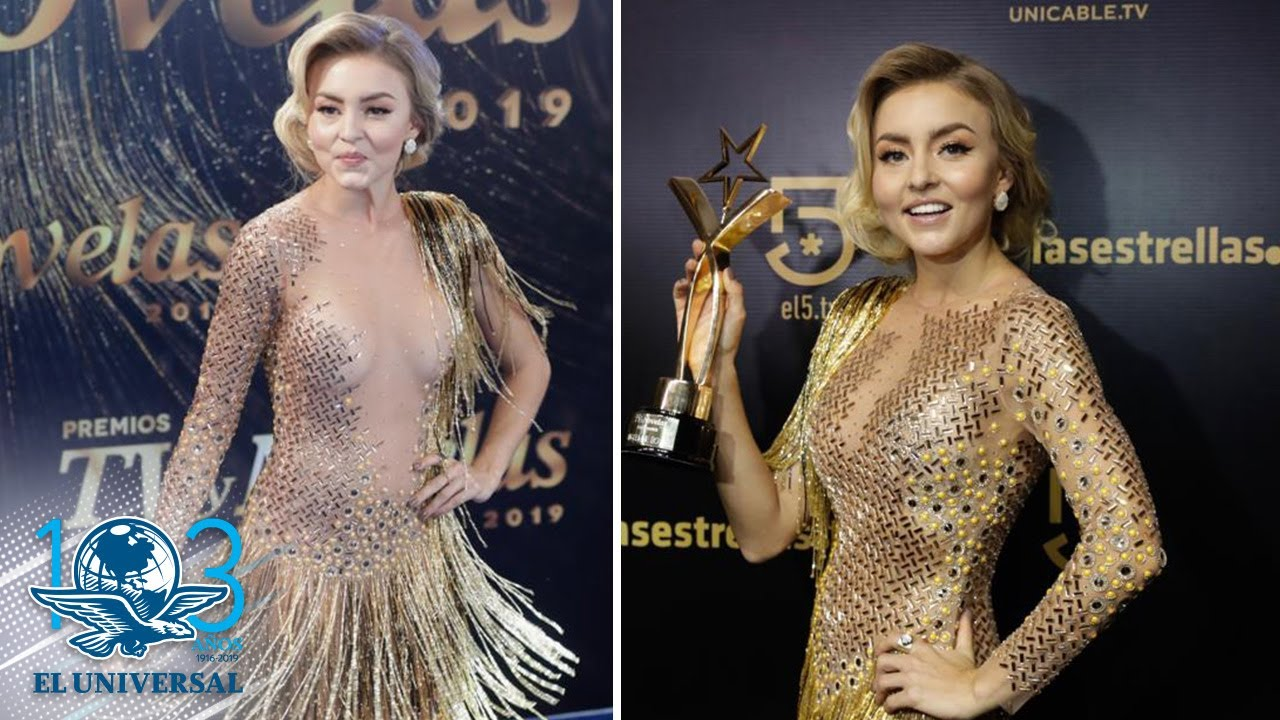 Arden Las Redes Por Vestido Al Revés De Boyer En Premios Tvynovelas