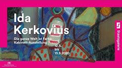 Ausstellungsfilm: Ida Kerkovius