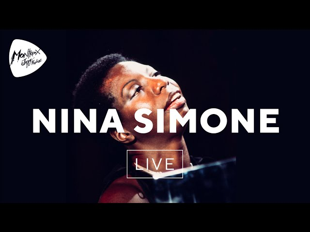 Nina Simone - Backlash Blues (Live at Montreux 1976)