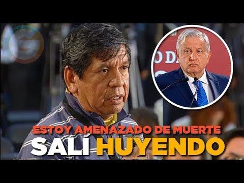 Periodista Denuncia Ante AMLO El Clima De Terror Que Viven En Quintana Roo #QRoo