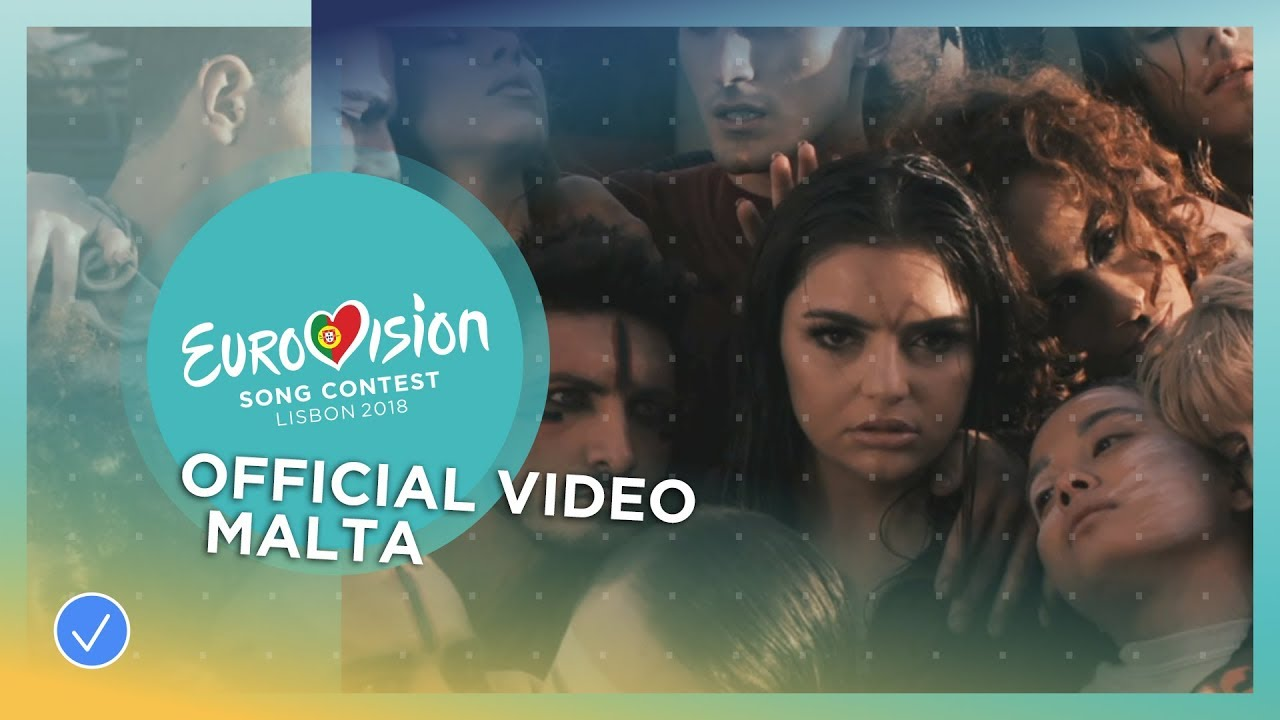 Christabelle — Taboo — Malta — Official Music Video — Eurovision 2018