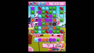 Candy Crush Saga Level 244 Walkthrough