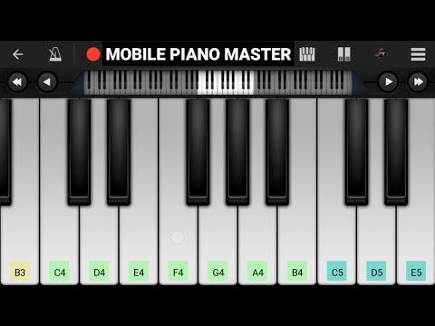Baaton Ko Teri Piano Tutorial|Piano Keyboard|Piano Lessons|Piano Music|learn piano Online|Piano