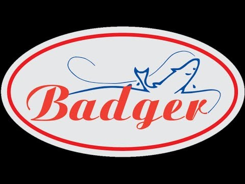 Обзор ПВХ лодки BADGER FISHING LINE FLA300 AIRDECK