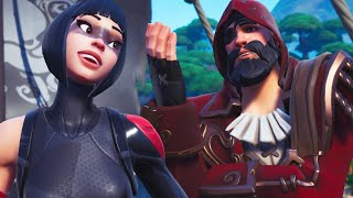 Fortnite Season 8 Except My Sister Has The Battle Pass Now...