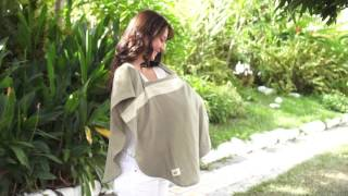 Nursing Cover - Poncho Baby