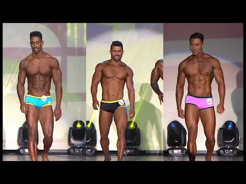 WBFF 2018 WBFF Worlds Las Vegas Highlights