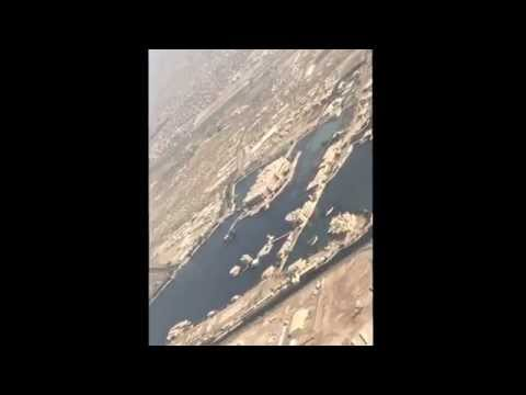Baghdad from the sky - beautiful