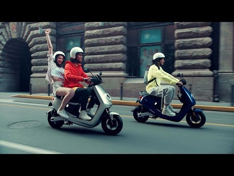 2019 Niu M+ & NGT | Electric Scooters