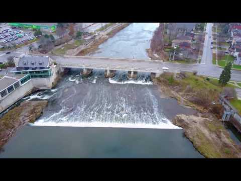 First Footage - Mavic Pro - 4K - Cambridge, ON