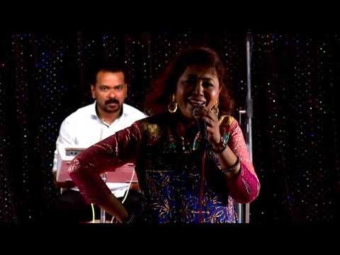 Sarkai Lo Khatiya Jada Lage n Medley By Poornima Shreshtha (Sushama Shreshtha)Farmaish Club Vadodara
