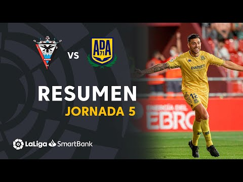 Mirandes Alcorcón Goals And Highlights