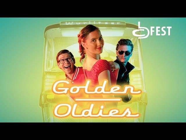 Golden Oldies | Rock 'n Roll Dance Movie | 50's Animated Dancing Cartoon