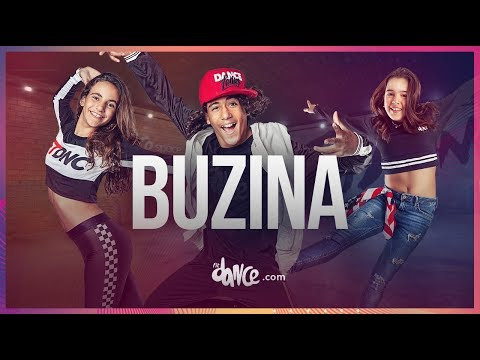 Buzina - Pabllo Vittar  FitDance Teen Coreografía Dance