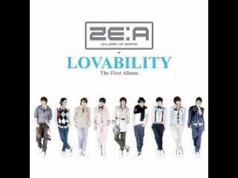 ZEA-Here I Am Inst. ( Lovability )