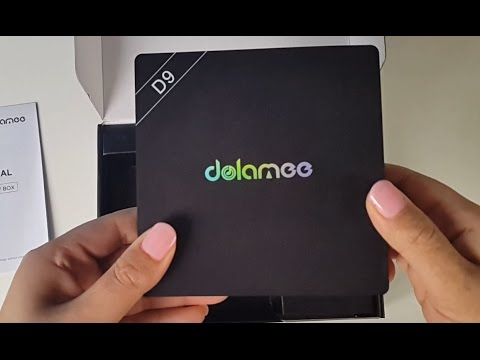 2017 Android TV Box - Dolamee D9 Review - Octacore