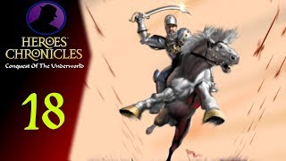 Let's Play Heroes Chronicles Conquest Of The Underworld - Ep. 18 - Chain Lightning My Old Friend!