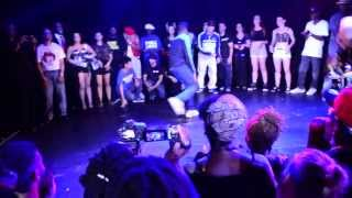 [Strafe - SET IT OFF] - Le Poision Rouge NYC Performance part 1