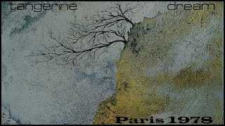 Tangerine Dream - Paris 1978