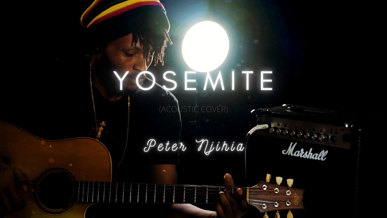 Travis Scott - Yosemite (acoustic guitar cover by: Peter Njihia)