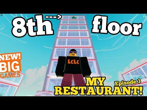 My Restaurant! FLOOR 8 - The LAST FLOOR